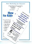 Promotional Packet for the How to Talk So Kids Will Listen Audio Workshop