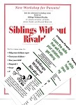 Promotional Packet for the Siblings Without Rivalry Workshop